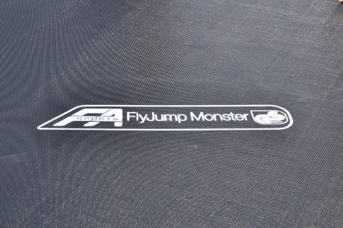 FA Sports Trampoline Fly Jump Mini Monster - 12