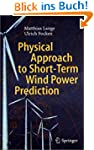 Physical Approach to Short-Term Wind...