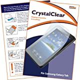 mumbi Displayschutzfolie Samsung Galaxy TAB Displayschutz &#34;CrystalClear&#34; unsichtbar P1000von &#34;mumbi&#34;