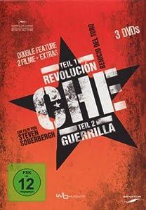 Che - Double Feature (Che - Teil 1: Revolución / Che - Teil 2: Guerrilla) (+ Extras) [3 DVDs]