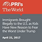 Immigrants Brought Illegally to the U.S. As Kids Have New Reason to Fear the Worst Under Trump   Joyce Hackel