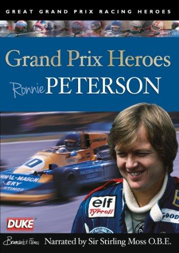 Ronnie Peterson - Grand Prix Hero DVD