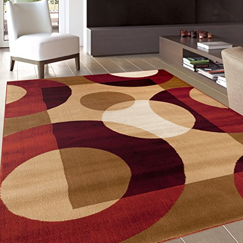 rugshop-modern-circles-area-rug-2-x-3-multicolor