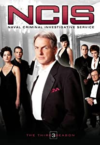 NCIS - The Complete Third Season [Import]
