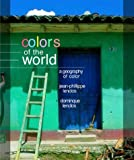 cover of Colors of the World: A Geography of Color