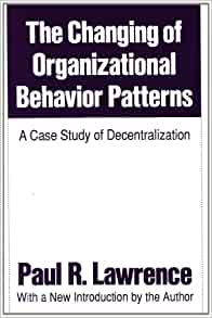 organizational behavior case studies Butter me up: a case study in conflict resolution discusses the implications that organization used effectively, case studies can train and teach employees, develop behavior, and can be described.
