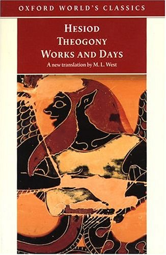 Theogony, Works and Days (Oxford World