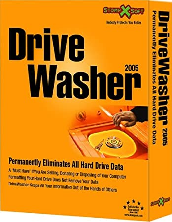 StompSoft Drive Washer