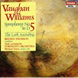 Vaughan Williams: Symphony No 5 in D / The Lark Ascending.by Ralph Vaughan Williams