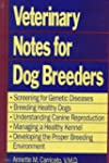Veterinary Notes for Dog Breeders