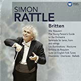 Rattle dirige Britten (Coffret 5 CD)