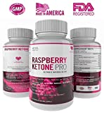 Pure Raspberry Ketones Pro Weight Loss Pills Maximum Strength All Natural Appetite Suppressant Acai Berry African Mango Green Tea Extract Resveratrol Weight Management Caffeine Free Diet Pills 600mg