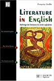 img - for Anthologie des litt ratures du monde anglophone : litterature in english book / textbook / text book