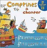 echange, troc Collectif - Comptines à chanter : Tome 2 (1CD audio)