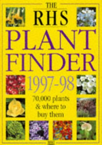 Rhs Plant Finder. The RHS Plant Finder 1997 - 98 by: Chris Phillip