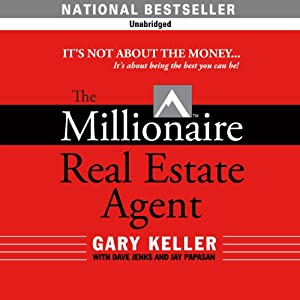 The Millionaire Real Estate Agent Hörbuch