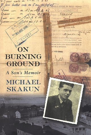 Image for On Burning Ground : A Sons Memoir
