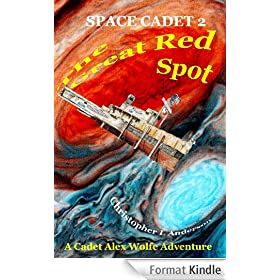 The Great Red Spot (Space Cadet Book 2) (English Edition)