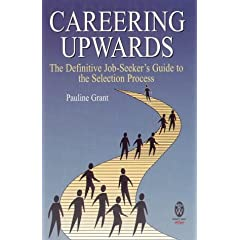 Image: Cover of Careering Upwards: The Definitive Job-seeker's Guide to the Selection Process