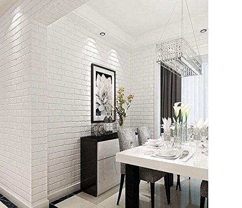 kreativ 3d auf kleber wand imitation brick tapete schlafzimmer kinderzimmer wohnzimmer. Black Bedroom Furniture Sets. Home Design Ideas