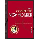 The Complete New Yorker: Eighty Years of the Nation's Greatest Magazine (Book & 8 DVD-ROMs) ~ New Yorker