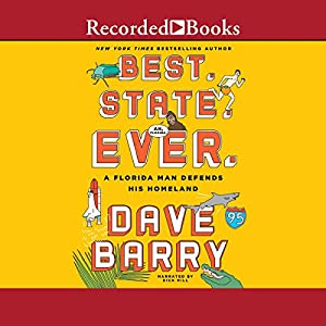 Best. State. Ever. Audiobook