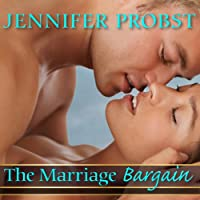 The Marriage Bargain: Marriage to a Billionaire, Book 1 (       UNABRIDGED) by Jennifer Probst Narrated by Coleen Marlo