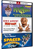 Holy Man & Kazaam & Spaced Invaders [DVD] [2012] [Region 1] [US Import] [NTSC]