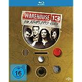 Warehouse 13: Die komplette Serie [16 Blu-rays] [Blu-ray]
