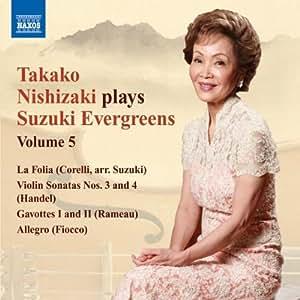 V 5: Takako Nishizaki Plays Su