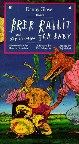 Rabbit Ears: Brer Rabbit and The Wonderful Tar Baby [VHS]