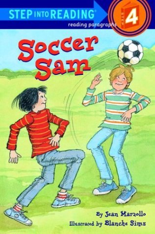 Soccer Sam (Step Into Reading, Level 3)