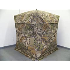Rhino Evolution XP-1 Predator All Purpose Deception Ground Blind by Rhino Ground Blinds rhinoutdoors.com