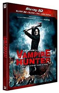 Abraham Lincoln, Vampire Hunter [Combo Blu-ray 3D + Blu-ray + DVD + Copie digitale]