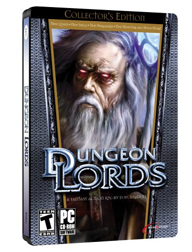 Dungeon Lords Collectors Edition