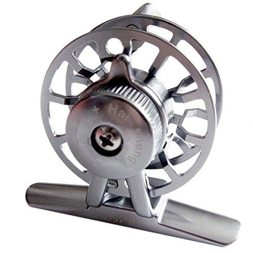 Full Metal Fly Fish Reel Former Ice Fishing Vessel Wheel HI4