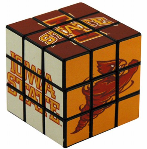 NCAA Iowa State Cyclones Toy Puzzle Cube - 1