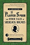 img - for The Adventure of the Plated Spoon and Other Tales of Sherlock Holmes book / textbook / text book