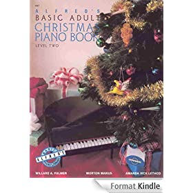 Alfred's Basic Adult Christmas Piano Book: Level Two