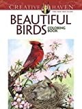 img - for Creative Haven Beautiful Birds Coloring Book (Adult Coloring) book / textbook / text book