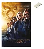 Bundle - 2 Items - The Mortal Instruments City Of Bones Chosen Poster - 91.5 x 61cms (36 x 24 Inches) and Small Block Of White Tack