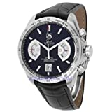 TAG HEUER watch:TAG Heuer Men's CAV511A.FC6225 Grand Carrera Chronograph Calibre 17 RS Watch