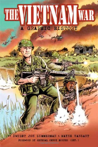 Image of The Vietnam War: A Graphic History