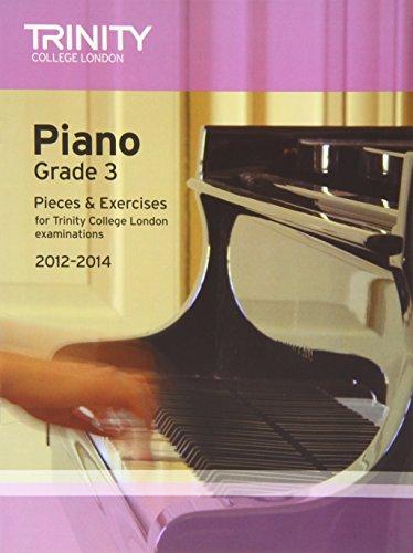 Piano Grade 3 (Trinity Piamo Examinations)