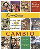 img - for By Denis Lynn Daly Heyck - Tradici n y cambio: Lecturas sobre la cultura latinoamericana contempor  nea (Spanish Edition) (3rd) (6/20/04) book / textbook / text book