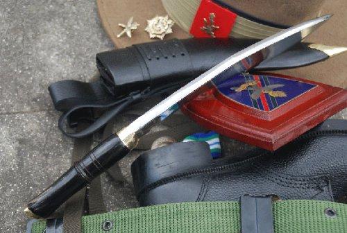Genuine Nepal Army Service Khukuri - Authentic Gurkha Issue Kukri Knife or Khukris Handmade By Ex Gurkha Khukuri House in Nepal