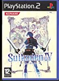 Suikoden IV UK - Playstation 2 - PAL