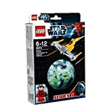 Lego Star Wars - 9674 - Jeu de Construction - Naboo Starfighter et Naboo