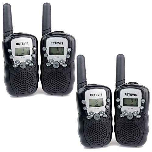 retevis-rt-388-walkie-talkie-8-channels-with-lcd-display-2-way-radio-for-children-black-2-pairs