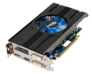 HIS 7790 iCooler Turbo 1GB GDDR5 PCI-E DP/2xDVI/HDMI Graphics Cards H779FT1GD